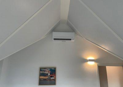 Airconditioning voor vakantiewoning